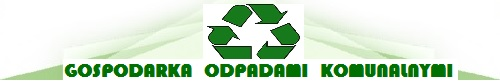 gospodarka śmieciowa