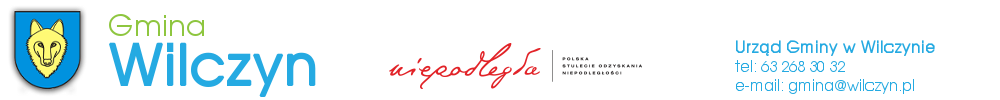 Logo Urząd Gminy w Wilczynie