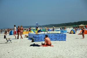 Plaża w Dębkach [300x200]