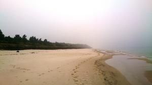 Plaża w Karwieńskich Błotach Drugich [300x169]