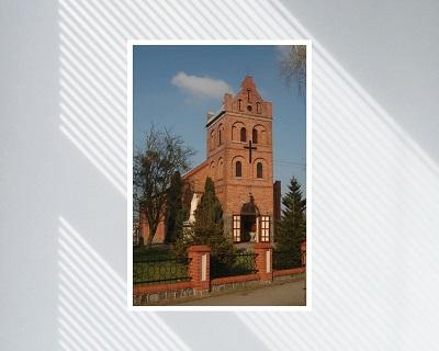 Ozdobnik numer 2 - Historia parafii
