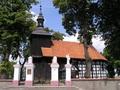 Kosciol pw sw Floriana w Jedlcu