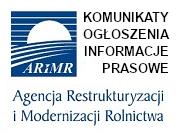Komunikaty ARiMR