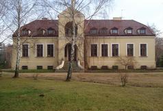 Dwór w Koziołkach 1912r.