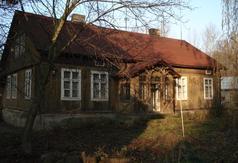 Poczta w Kołacinie ok.1920r.
