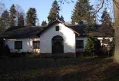Dwór w Osinach wybudowany kon. XIX w. pocz. XX w.