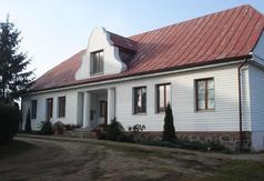 Plebania w Dmosinie - pocz XIX w.