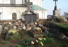 Zespół kościoła parafialnego pw.św. Andrzeja Apostoła i Małgorzaty Dziewicy Męczennicy w Dmosinie
