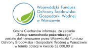 Wojewódzki Fundusz Ochrony Środowiska i Gospodarki Wodnej w Warszawie
