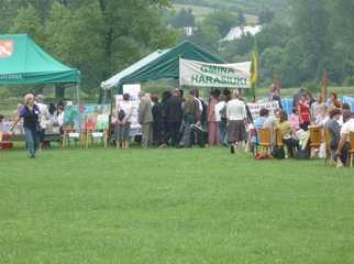 W dniu 24 czerwca 2009r. w miejscowości Kołaczyce odbyło się spotkanie przedstawicieli 51 gmin z tere