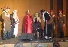 W dniu 24 stycznia 2010r. grupa kolędnicza Herody działająca pod patronatem Gminnego Ośrodka Kul