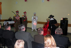 Dnia 17 stycznia 2010 r. zespół kolędniczy HERODY wystąpił w miejscowości Harasiuki.