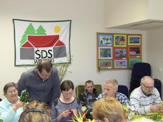 Uczestnicy Środowiskowego Domu Samopomocy we Wronkach wraz z terapeutami wzięli udział  w I Oleckim Ja