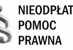 Nieodpłatna pomoc prawna Logo
