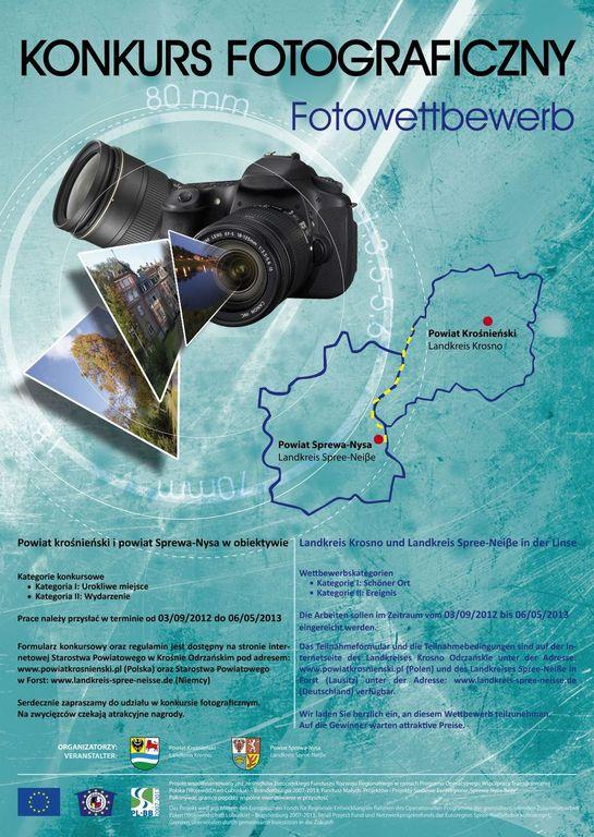 Konkurs fotograficzny POWIAT KROŚNIEŃSKI I POWIAT SPREWA-NYSA W OBIEKTYWIE