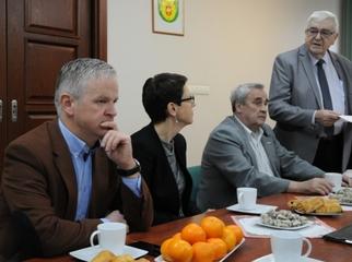 6 grudnia w Urzędzie Gminy odbyło się posiedzenie Gminnego Zarządu Ochotniczych Straży Pożarnych. D