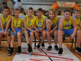 Mistrzostwa Powiatu Starogardzkiego w koszykówce zostały zorganizowane przez Gama Akademia Koszykówki