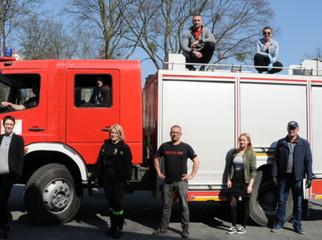 Ochotnica Straż Pożarna w Klonówce otrzymała we wtorek trzeci samochód bojowy. Warto 300 tys. zł po