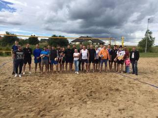 12 drużyn rywalizowało w II Turnieju o Puchar Wójta Gminy Starogard Gdański i Sołtysa Kokoszkow