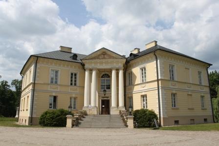 Pałac Muzeum Ziemiaństwa w Dobrzycy.