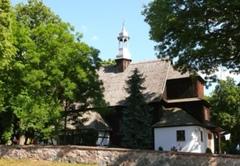 Kościół w Sośnicy