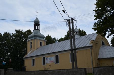 Kościół w Lutyni.