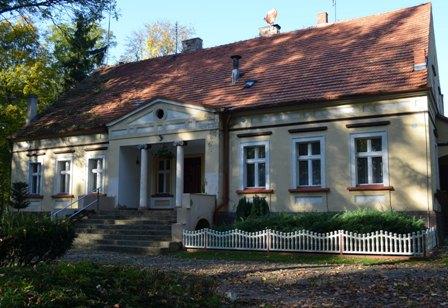 Pałac w Czarnuszce.