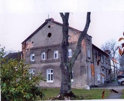Spichlerz w Sośnicy.