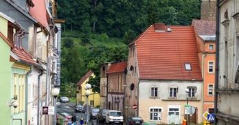 miasto Wleń