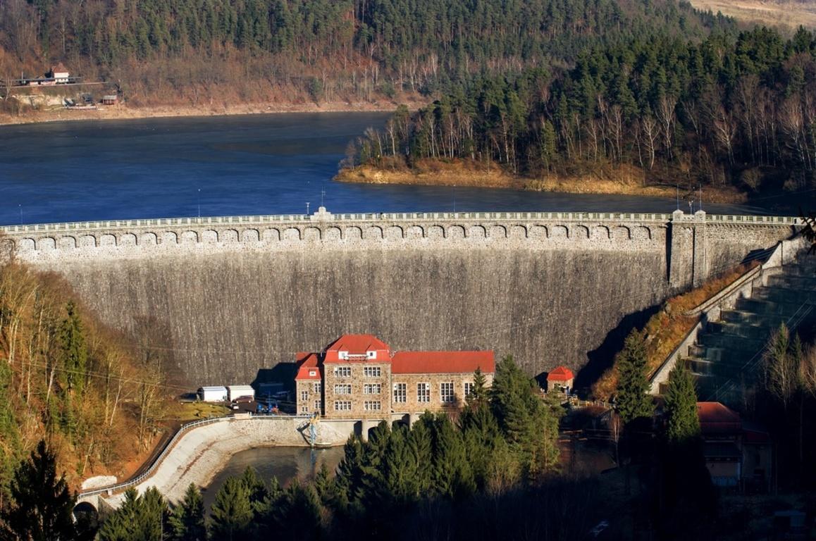 Zapora i elektrownia w Pilchowicach