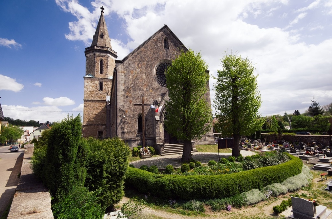 kościół parafialny we Wleniu
