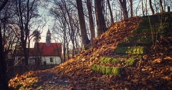 kościół p.w. św. Jadwigi w Łupkach