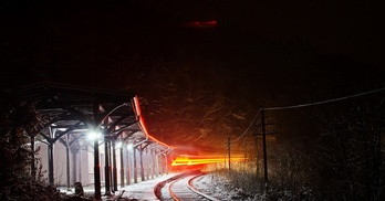stacja kolejowa Pilchowice