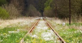 trasa kolejowa Dolina Bobru