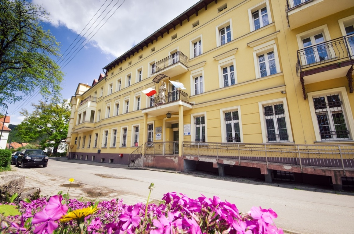 sanatorium we Wleniu