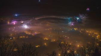 Wleń nocąFot. P. Zatylny