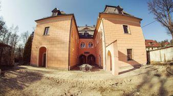 pałac książęcyFot. P. Zatylny