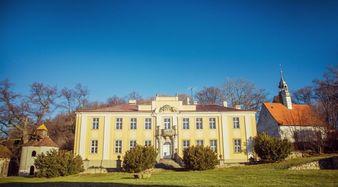 pałac lenno - ŁupkiFot. P. Zatylny