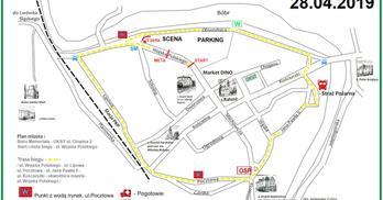 mapka biegu (link otworzy duże zdjęcie)