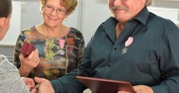Odznaczenia za długoletnie pożycie małżeńskie (link otworzy duże zdjęcie)