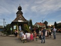 Zdjęcie przedstawia uroczystości związane z obchodami 250 lecia istnienia kaplicy w Bukowie. W dr