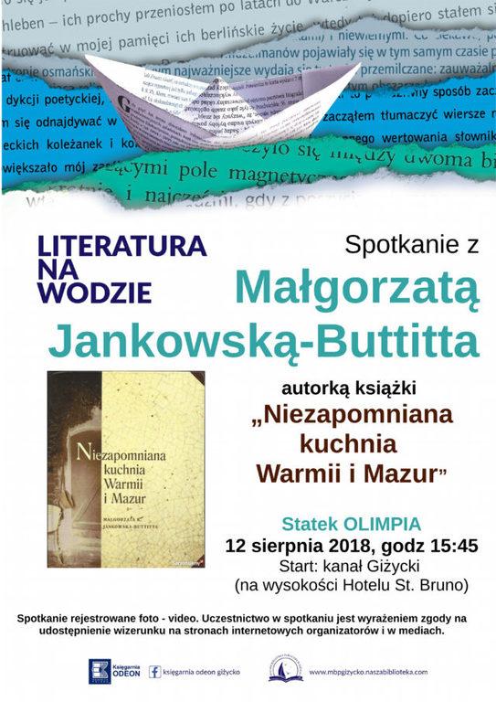 Uggpl Ulubiona Gmina Giżycko Promocja Książki