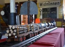 Muzeum Tradycji Kolejowej w Węgorzewie działa w budynku dworca kolejowego (ul. Jaracza 4). Prowadzi je