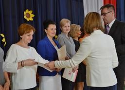 Dzień Edukacji Narodowej uczciły szkoły i placówki oświatowe. 13 października w węgorzewskim LO od