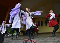XXII Międzynarodowy Festiwal Dziecięcych i Młodzieżowych Zespołów Folklorystycznych Mniejszości Na