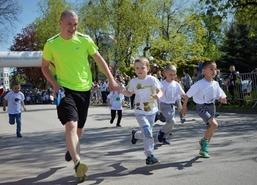 Biegi Uliczne Mazury Cud Natury w połączeniu z odbywającym się tego samego dnia Półmaratonem Węgor
