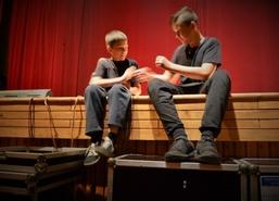 Popołudnie z Teatrem i Tańcem czyli doroczne spotkanie z formacjami teatralnymi działającymi w Szkole