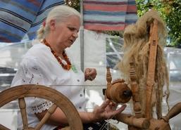 Doroczny Międzynarodowy Jarmark Folkloru w Węgorzewie, 4-5 sierpnia 2018 r. Doroczne, największe tak