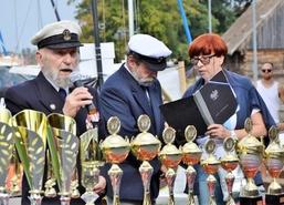 Koniec lata to w węgorzewskim regatowym kalendarium tradycyjnie czas żeglarskiego Memoriału Braci Ejsm