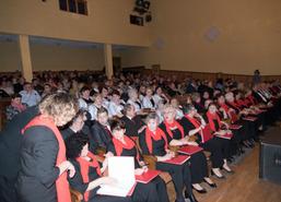 4 stycznia 2020 r. w Węgorzewskim Centrum Kultury już po raz jedenasty odbyła się Noworoczna Gala Kol